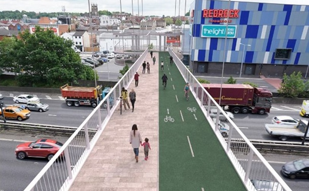 THE 8 WAYS WALKING AND CYCLING IS GOING TO COMPLETELY TRANSFORM STOCKPORT