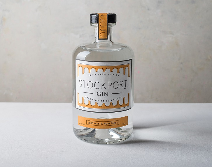 SKone members Stockport Gin Launch Sustainable Edition