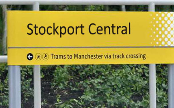STOCKPORT PREPARES £1BN METROLINK BID